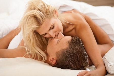 Мужчина оргазм нерожавшая женщина