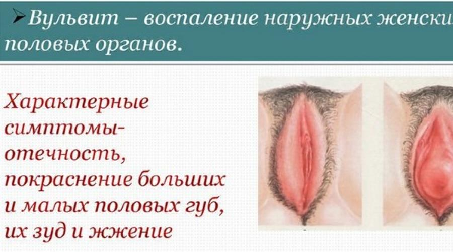 Опухли губы и зуд после секса
